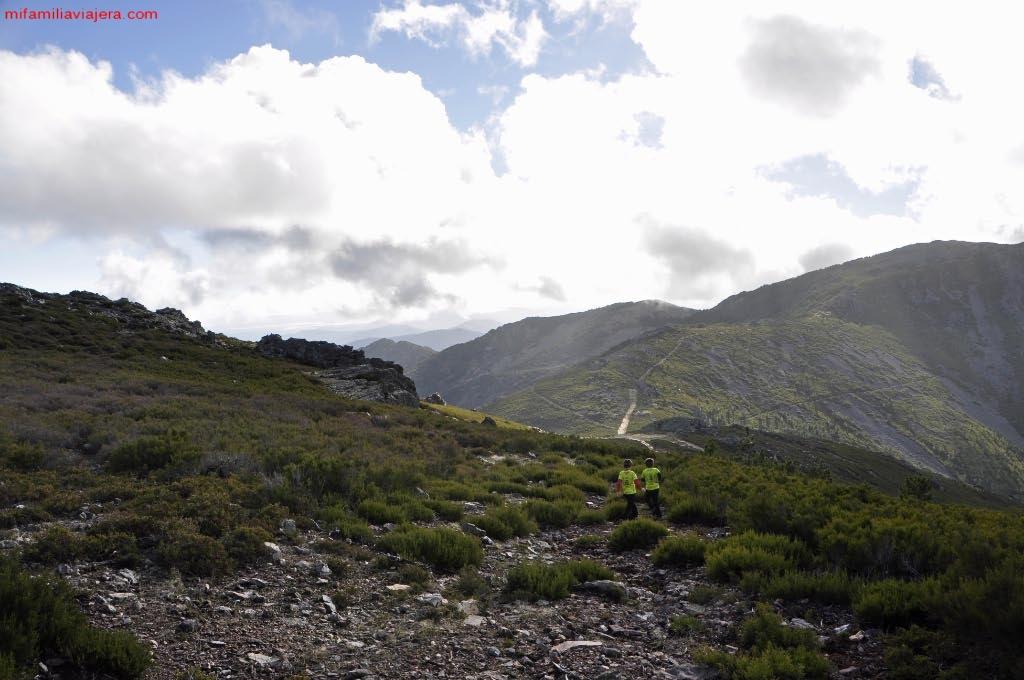 Ruta del Paso de los Lobos a la Mesa del Francés