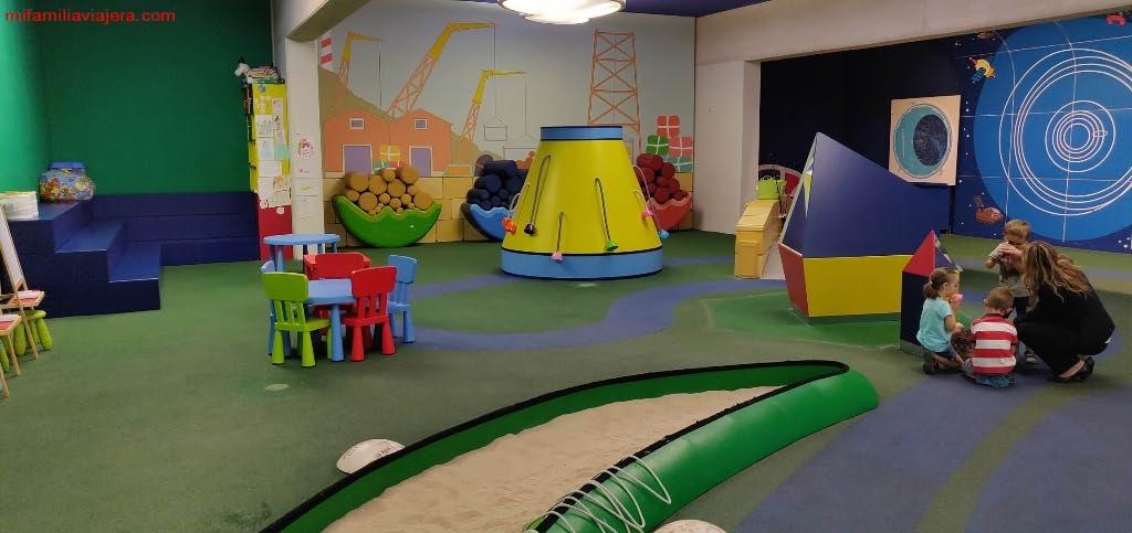 Sala de los Niños