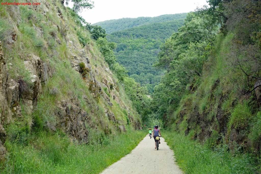 Vía Verde Ruta de la Plata