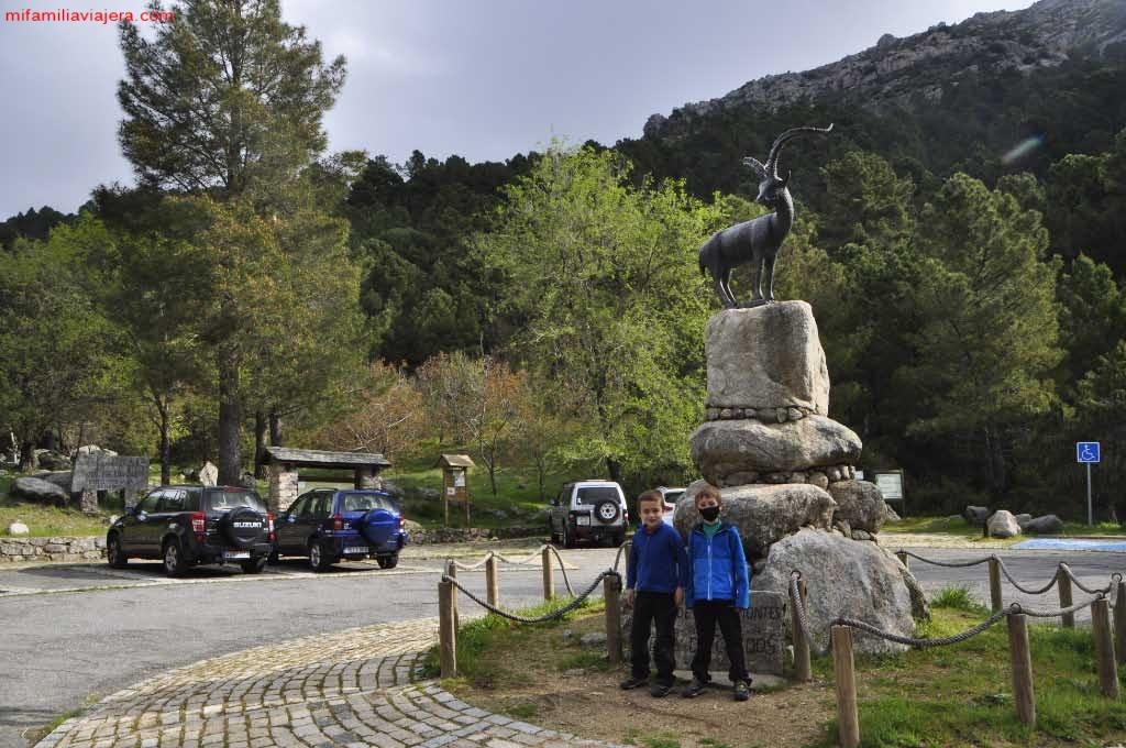Plataforma Nogal del Barranco