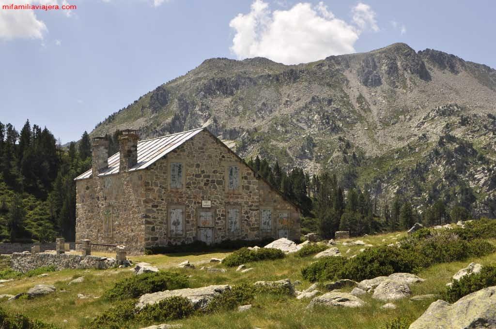 Refugio de Aubert