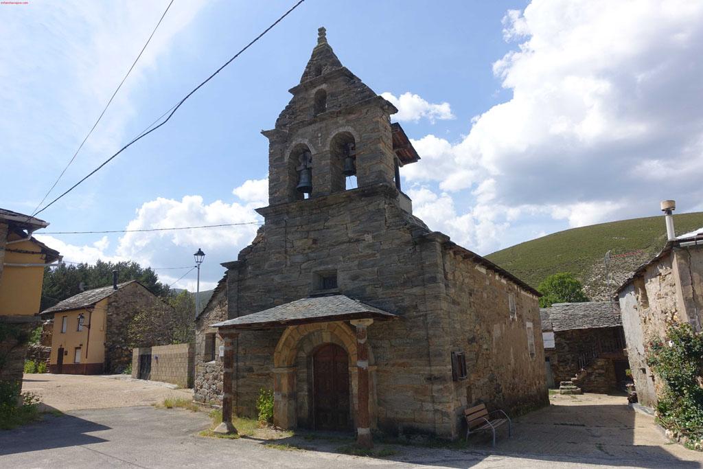 Iglesia de Truchillas