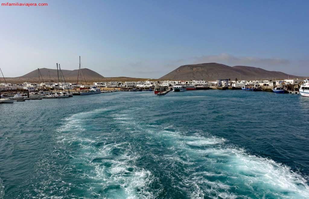 Puerto Caleta del Sebo