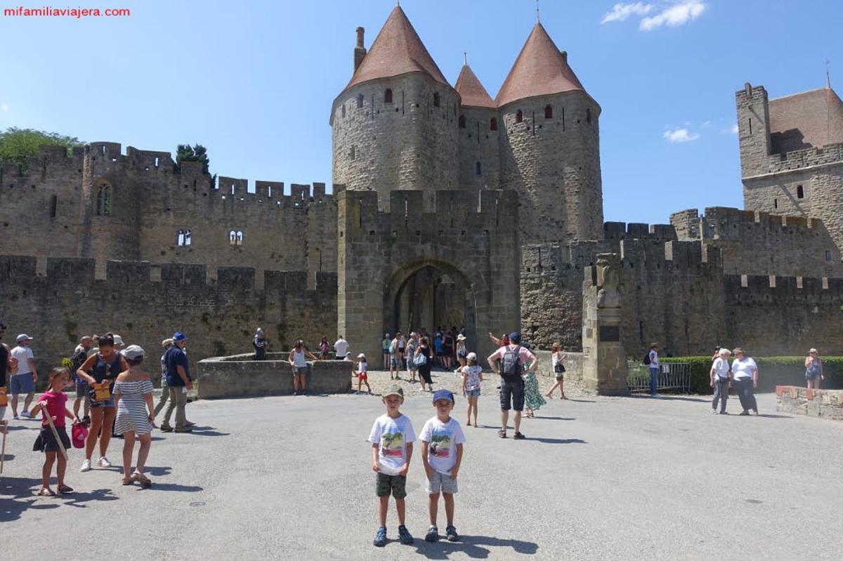 Puerta de Narbonnaise