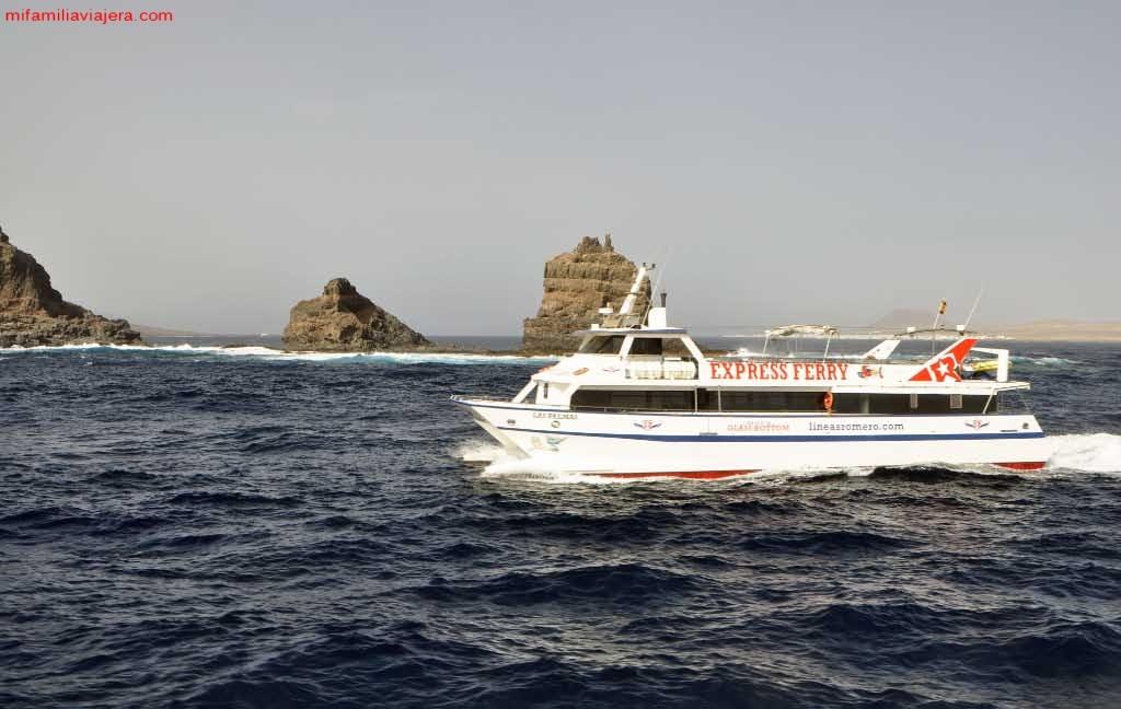 Ferry Lineas Romero