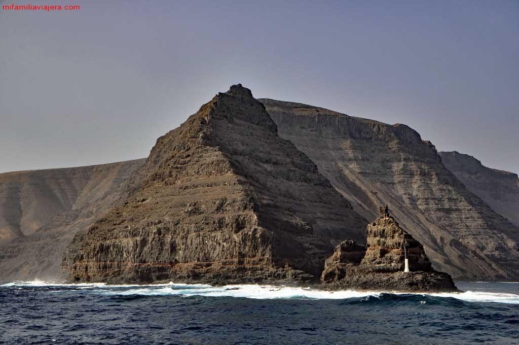 """Brazo de mar de """"El Río"""""""