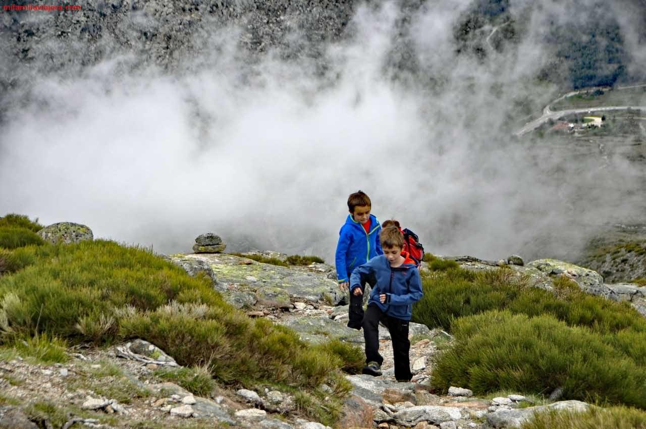 Subida al Pico Torozo