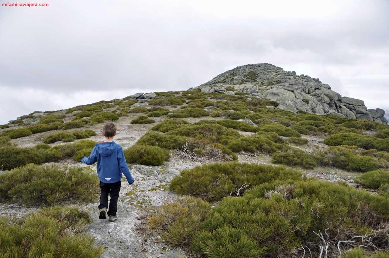 Ascensión al Pico Torozo