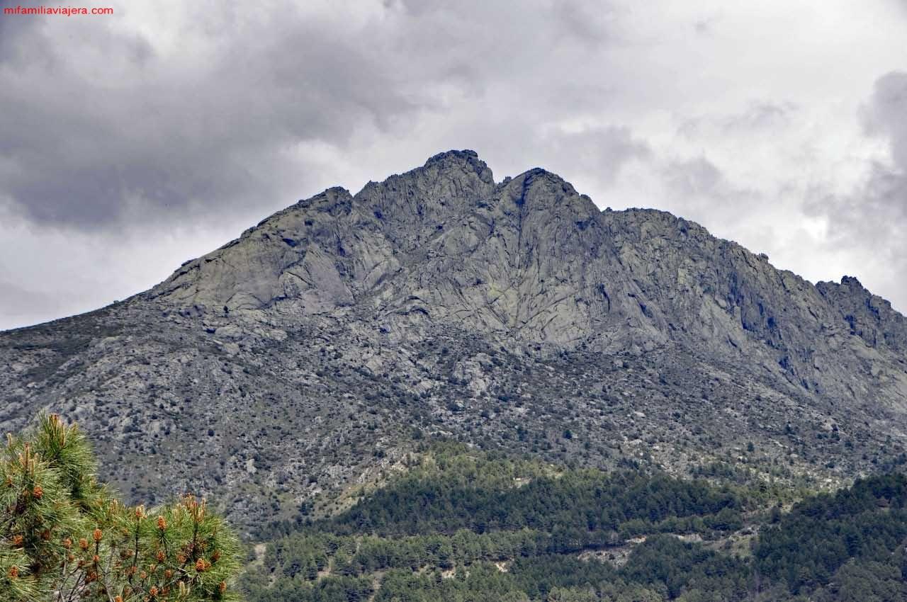 Panorámica del Pico Torozo
